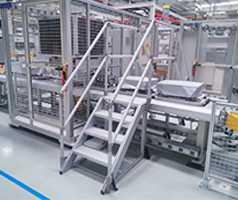 铝型材框架应用