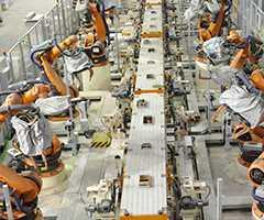 机器人框架