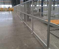 生产车间隔离栏