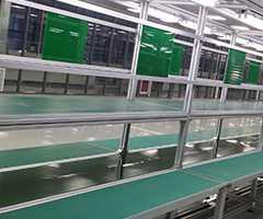 全自动电梯配件生产装配纤体