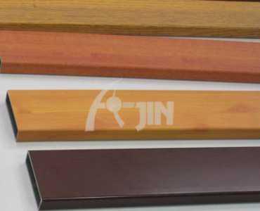工业及建筑铝型材的木纹技术发展状况