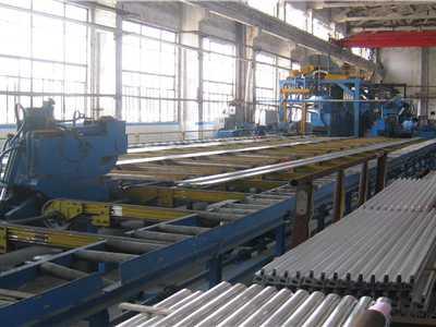 工业铝型材在挤压过程中的温度变化