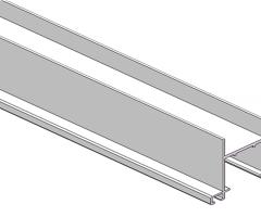 JL590隔断铝型材