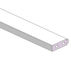 JL556隔断铝型材