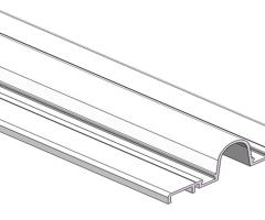 JL422隔断铝型材