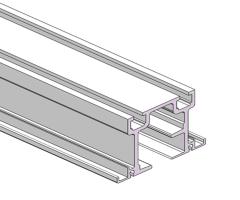 JL402隔断铝型材