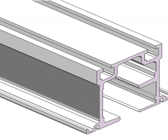JL403隔断铝型材