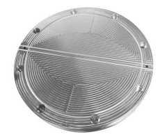 铝型材CNC加工件