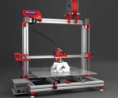 工业3D打印铝材框架
