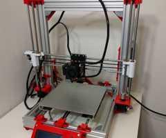 3D打印铝材框架