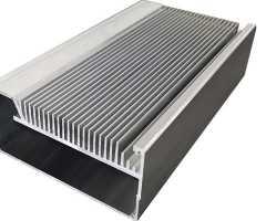 铝合金电源壳-CNC加工