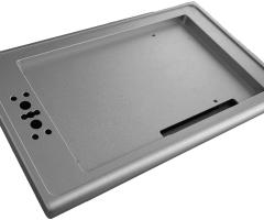 车载屏幕铝合金外壳-CNC加工