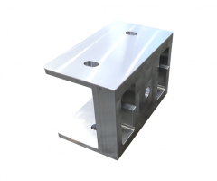 安装滑槽-CNC加工