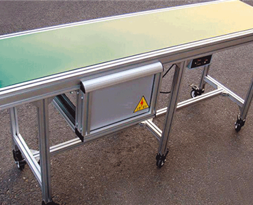 工业铝型材传输带优点