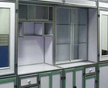 展示柜铝型材是什么